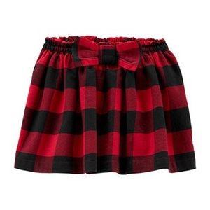Carter's Toddler Girls Flared Skirt 5t